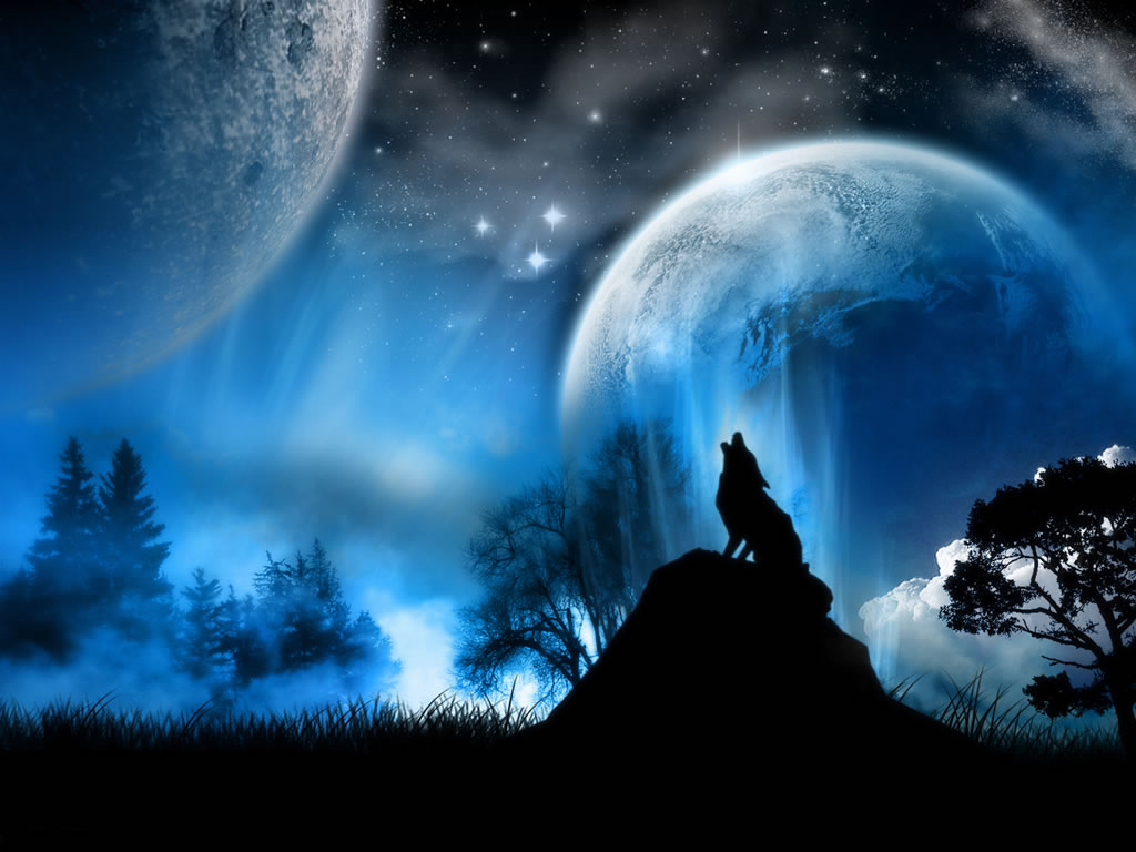 uomo o lupo
