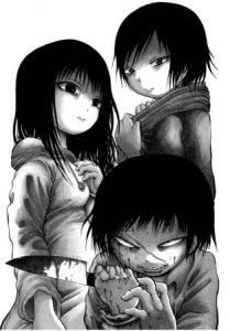 Anemone Epatica di Rensuke Oshikiri
